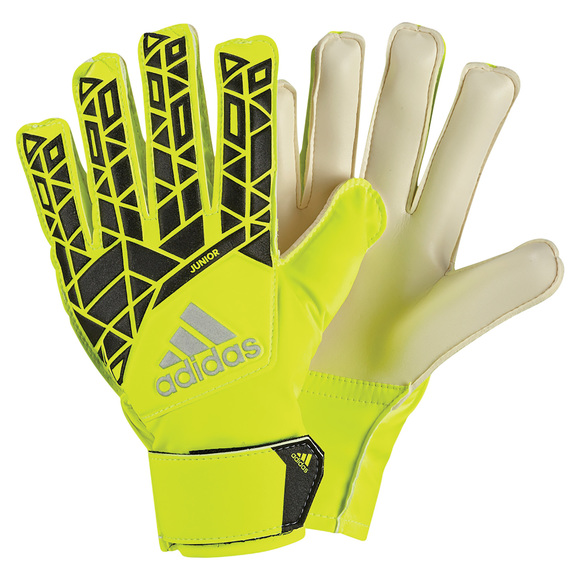 Ace - Gants de gardien de but de soccer pour junior