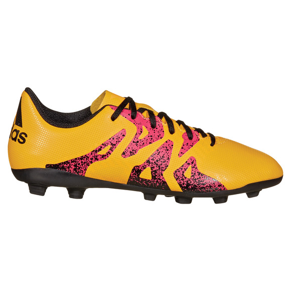 X 15.4 FXG Jr - Junior Outdoor Soccer Shoes