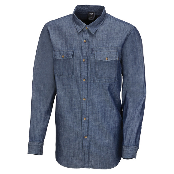 Washed Woven - Chemise pour homme