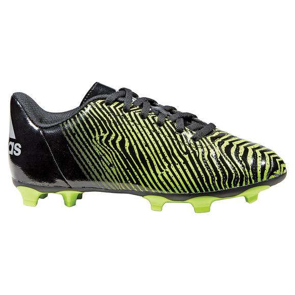 Taquiero FG Jr - Chaussures de soccer extérieur pour junior