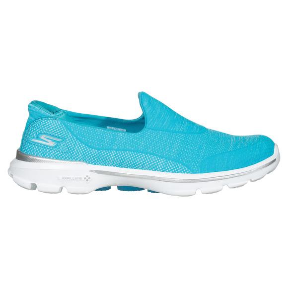 Go Walk 3 Super Sock - Chaussures de vie active pour femme