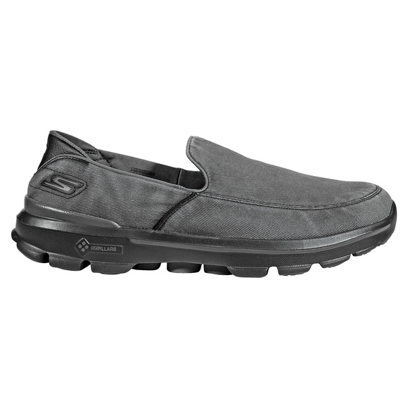 Go Walk 3 Unwind - Men's Active Lifetstyle Shoes