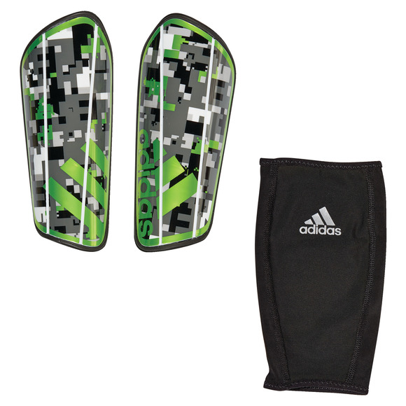 Ghost Graphic - Soccer Shin Pads