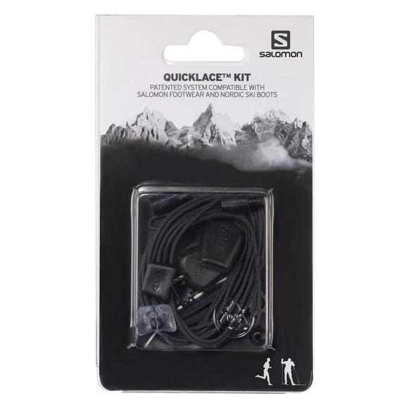 Quicklace Kit - Lacets pour adulte