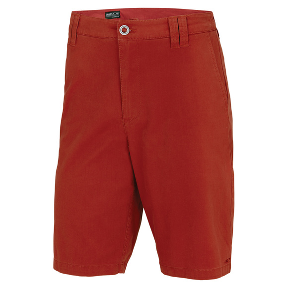 Contact Stretch - Short de ville pour homme