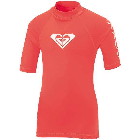 Whole Hearted Jr - T-shirt de plage pour fille