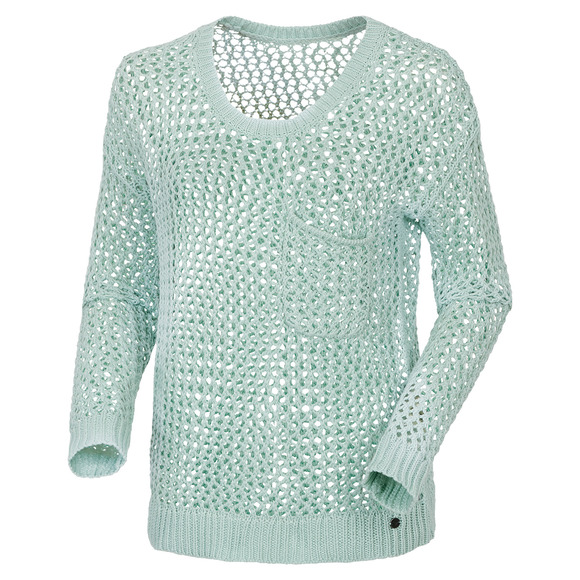Turn About - Women's Knit Sweater
