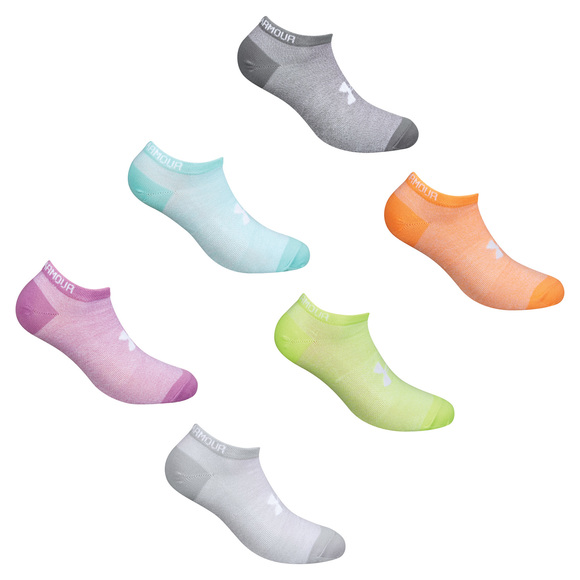 Essential No Show - Women's Half-Cushioned Ankle Socks