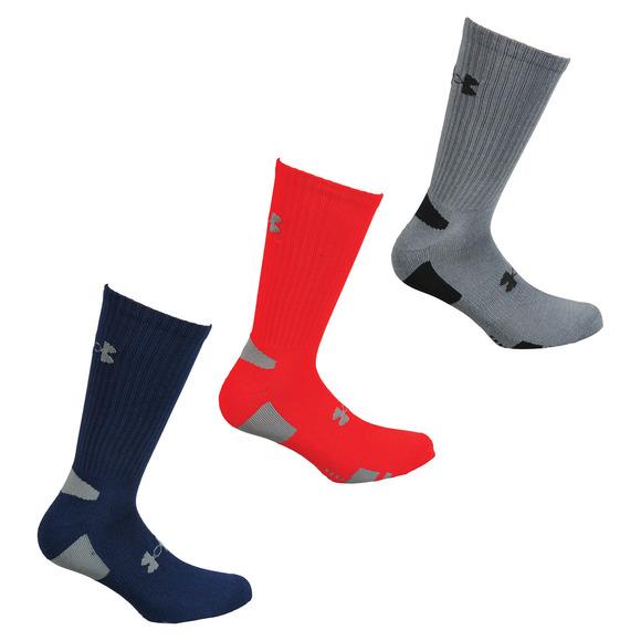 Crew - Boys' Half-Cushioned Socks