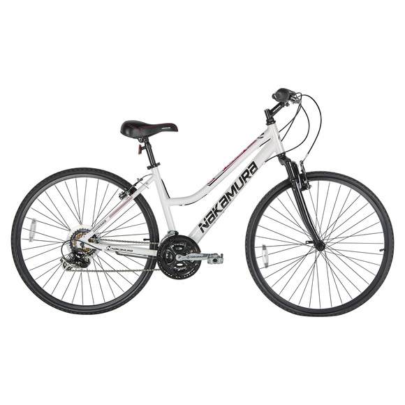 Rouen W - Vélo hybride pour femme
