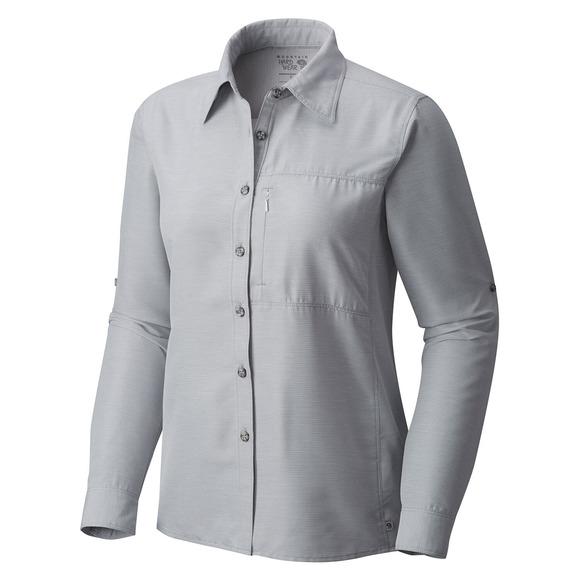 Canyon - Women's Long-Sleeved Shirt
