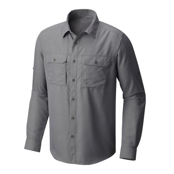 Canyon - Men's Long-Sleeved Shirt