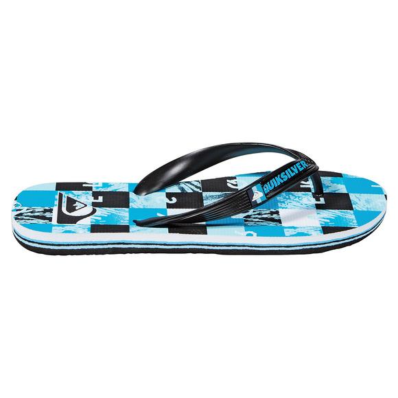 Molokai Check Remix Jr - Boys' sandal