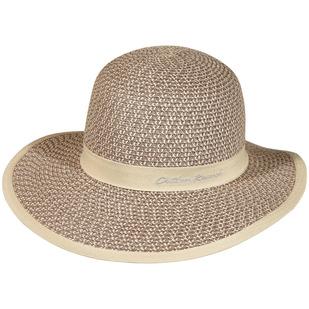 Ravendale - Women's Paper Straw Hat