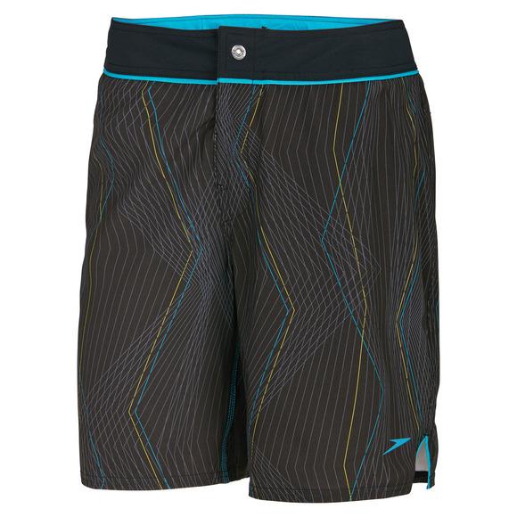 Laser Lines - Men's Board Shorts