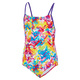 Tie Dye Splash - Girls' One-Piece Swimsuit - 0