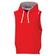 Elements - Men's Sleeveless hoodie  - 0