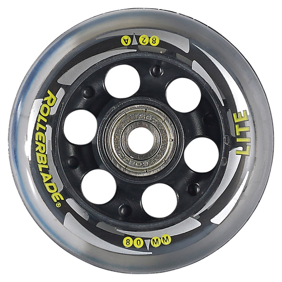 62328 - Paquet de 8 roues et 16 roulements