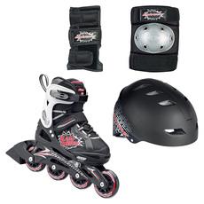 Phaser Cube B Jr - Boys' Adjustable Inline Skates