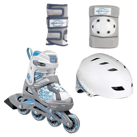Phaser Cube G Jr - Patins à roues alignées ajustables pour fille