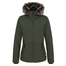 Halite - Women's Hooded Winter Jacket