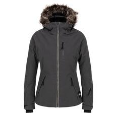 Vauxite - Women's Hooded Winter Jacket