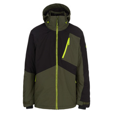 Aplite - Men's Hooded Insulated Jacket