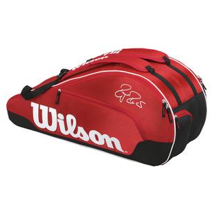 Federer Team III  - 6-racquet tennis bag