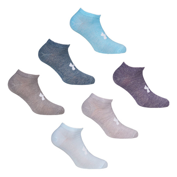 Essential - Women's Ankle Socks (pack of 6 pairs)
