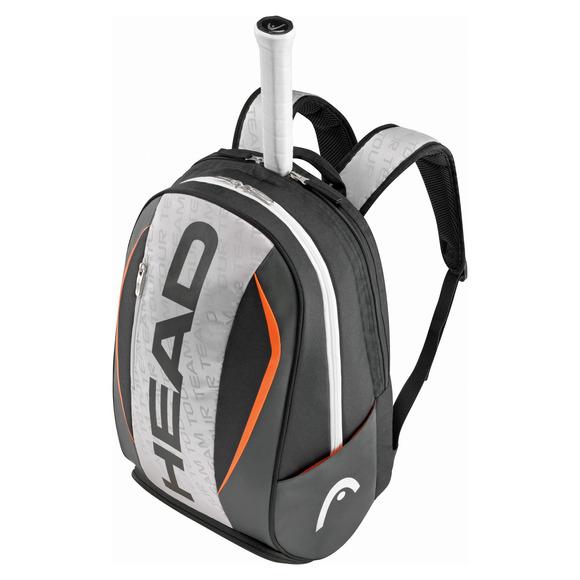 Tour Team - Backpack for 1 Tennis Racquet