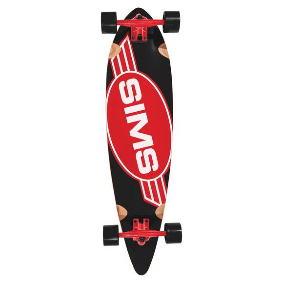 Logo - Pintail longboard