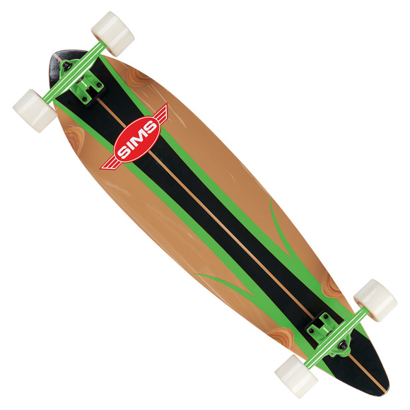 Beach Board - Longboard Pintail