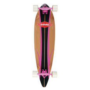 Beach Board - Longboard Pintail