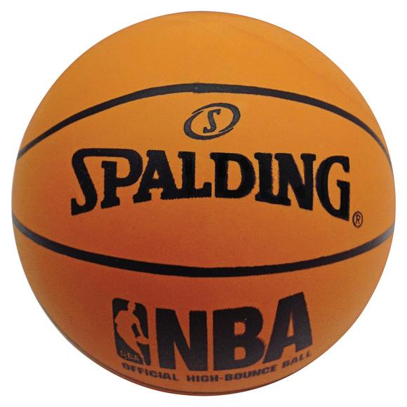 NBA - Balle rebondissante