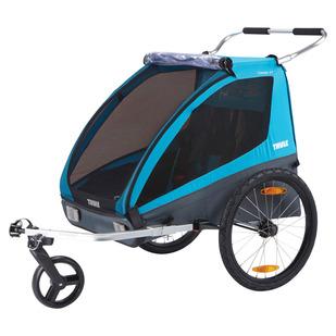 Coaster XT - Bike trailer