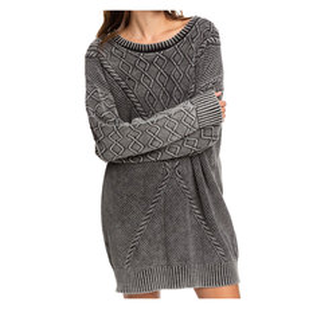 Snow Day - Women's Long Sleeve Dress