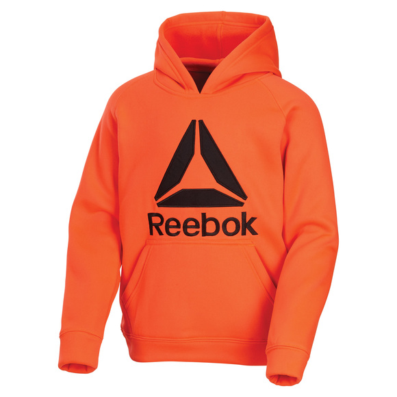 Stacked Delta - Boys' Hoodie