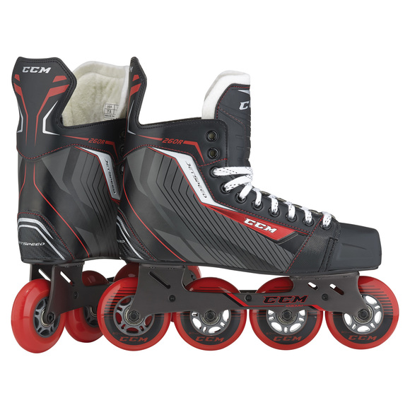 JetSpeed 260R Jr - Patins de hockey de rue pour junior