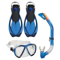 Beli Bali Starboard (L/XL) - Adult Mask, Snorkel and Fins