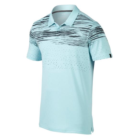 Offset Wave - Polo de golf pour homme