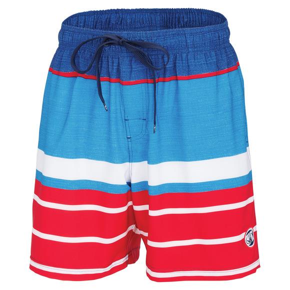 Bulldog Vapor - Short de plage pour homme