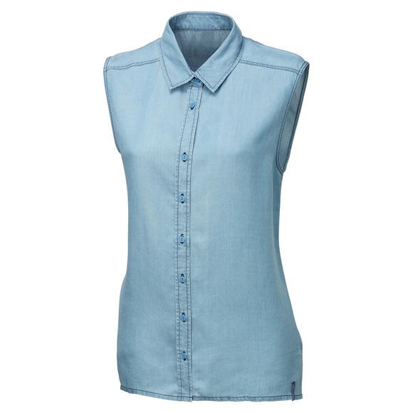 Lelu SLVS –  Women's Sleeveless Shirt