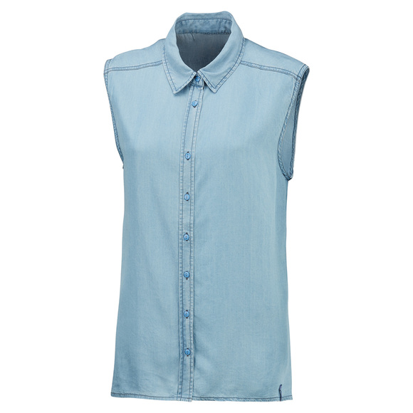 Lelu – Women's Sleeveless Shirt