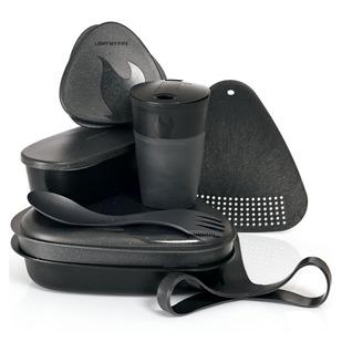 MealKit 2.0 - Ensemble de contenants pour lunch avec ustensile