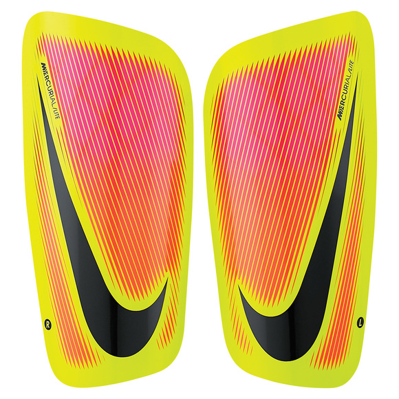 Mercurial Lite - Adult's Soccer Shin Pads
