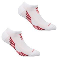Canadian Olympic Team Climacool X No Show - Men's Ankle Socks