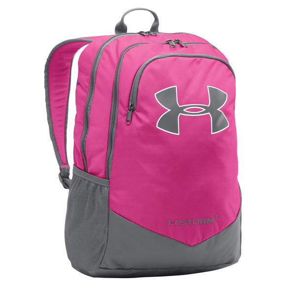 under armour scrimmage sac dos pour junior sports experts. Black Bedroom Furniture Sets. Home Design Ideas