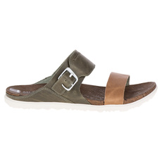Around Town Buckle Slide - Sandales pour femme