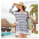 Yacht Club - Women's Cover-Up Dress - 2