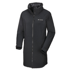 Cleveland Crest - Women's Insulated Softshell Jacket